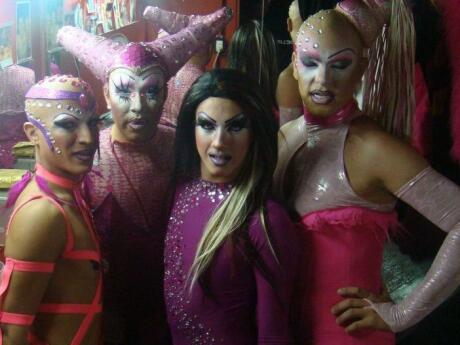 La Reserva is a nice spot for a drink but don't miss their fierce drag shows on the weekends!