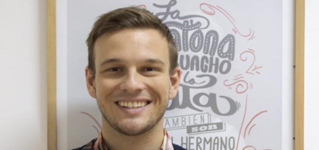 Luis Stieb activist gay life in Chile