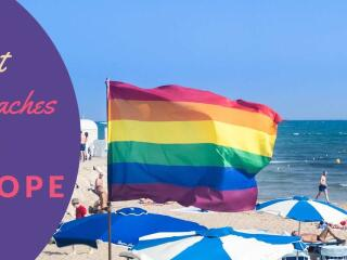 A selection of the best gay beaches in Europe for gay travellers Nomadic Boys