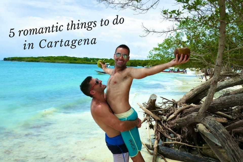 5 romantic things to do in cartagena colombia