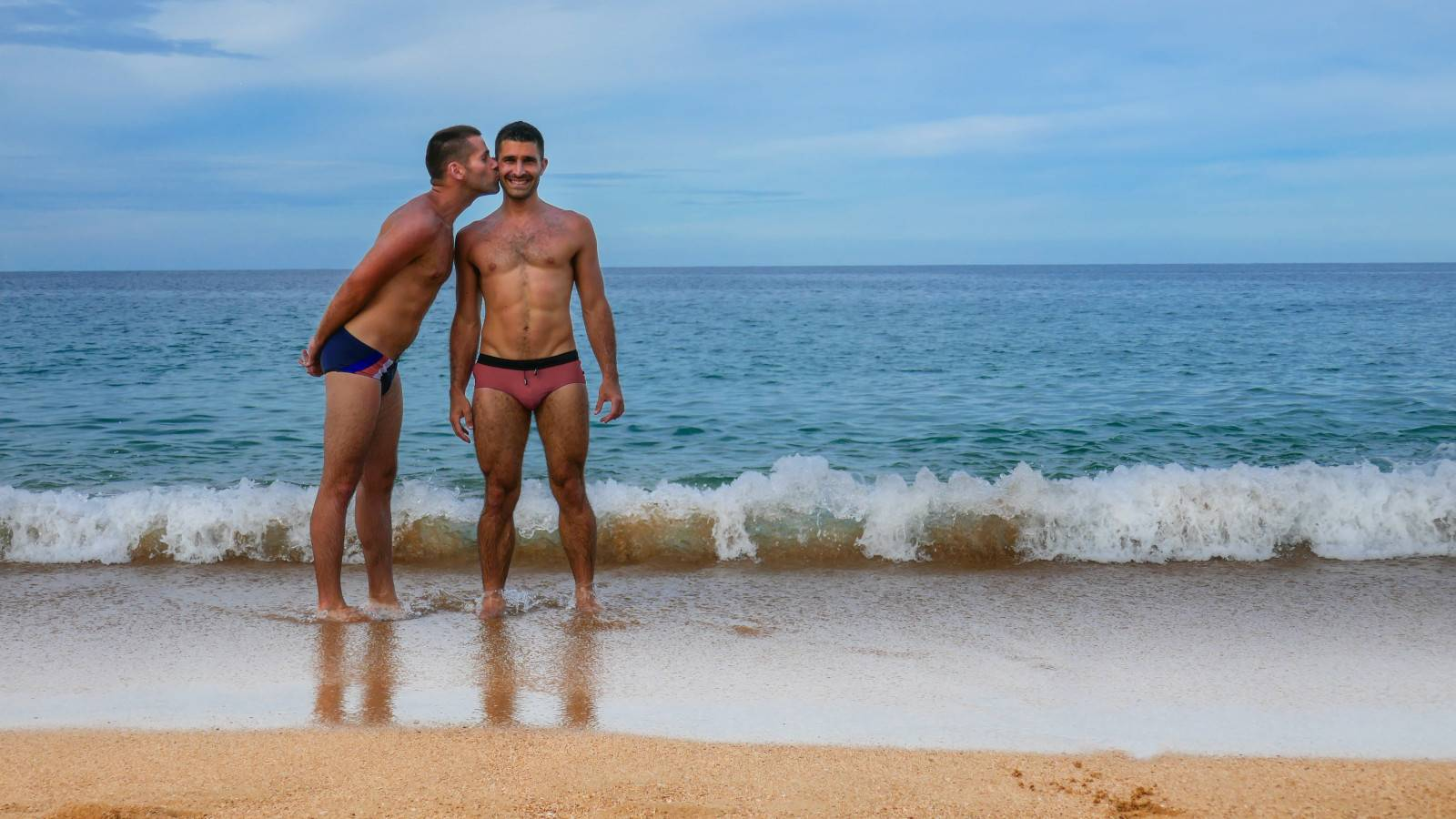 Beach 19 in Lisbon is a famous cruising spot for gays