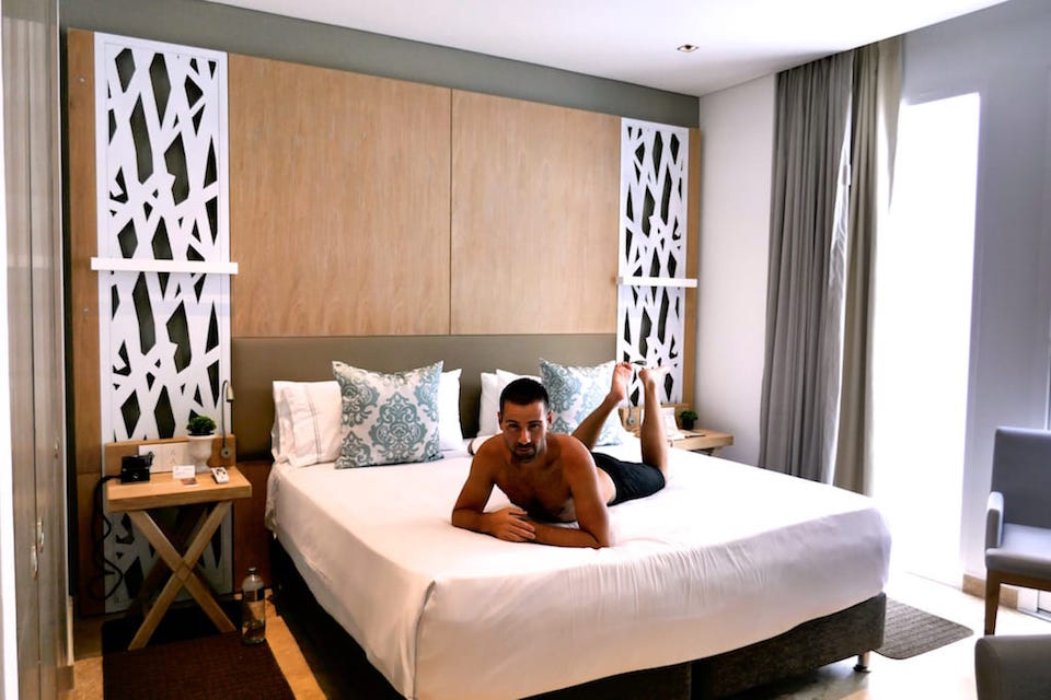 Hotel Chocolat gay friendly hotel in Cartagena gay guide