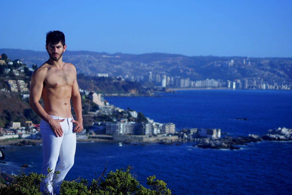 Mr Gay Chile events in gay interview with Ivan