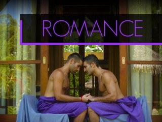 Gay romantic travel