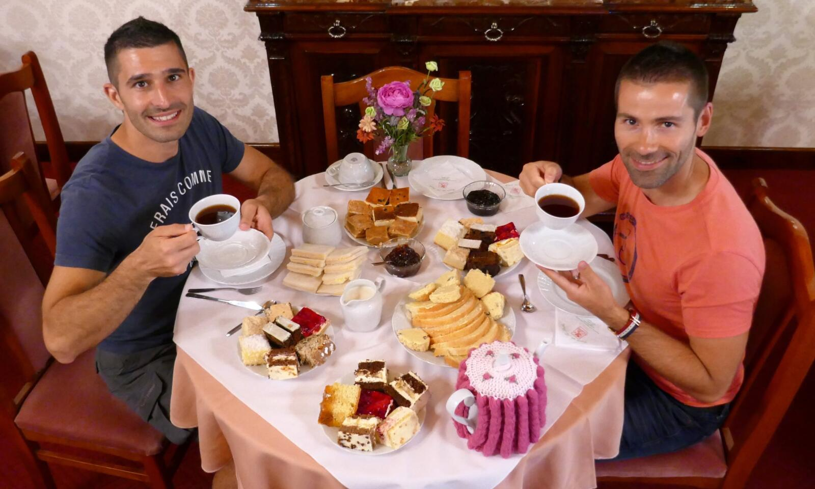 Welsh tea in the Chubut province was a highlight of our time in Patagonia.