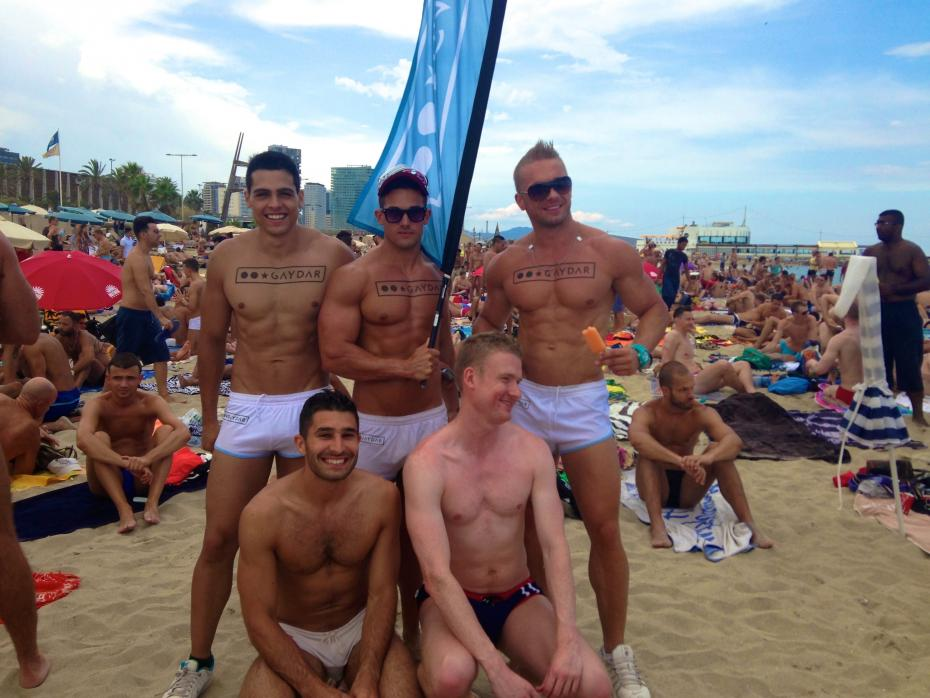 gay cities in Spain Sitges