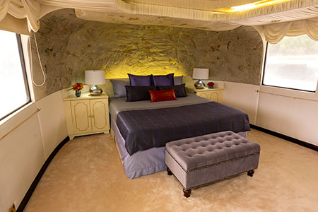 VIP Suite in M/Y passion