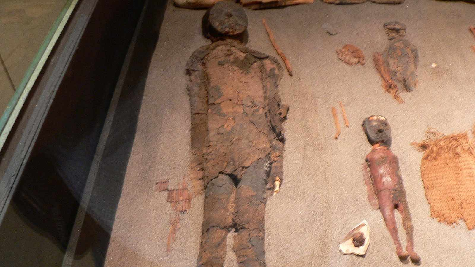Chile is home to the oldest discovered mummies, even older than the Egyptian ones!