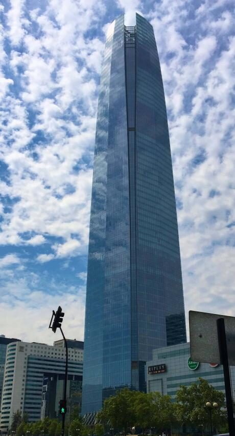 Costanera highest tower in Latin America interesting facts about Chile