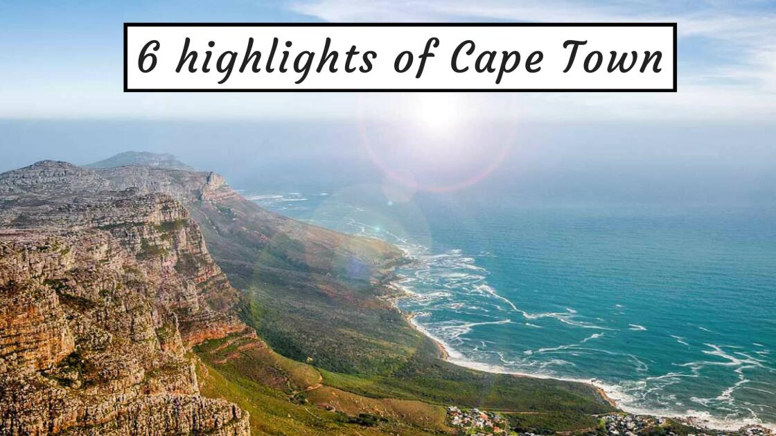 6 highlights of Cape Town, South Africa for gay travellers