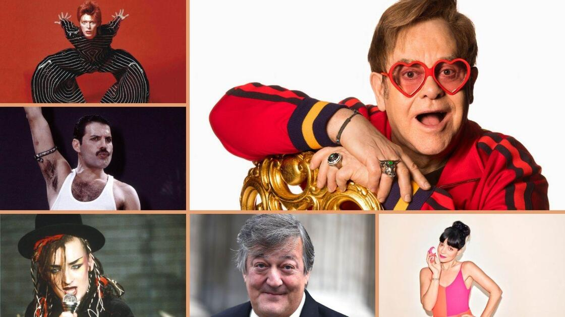 Top 20 Gay British icons of all time!