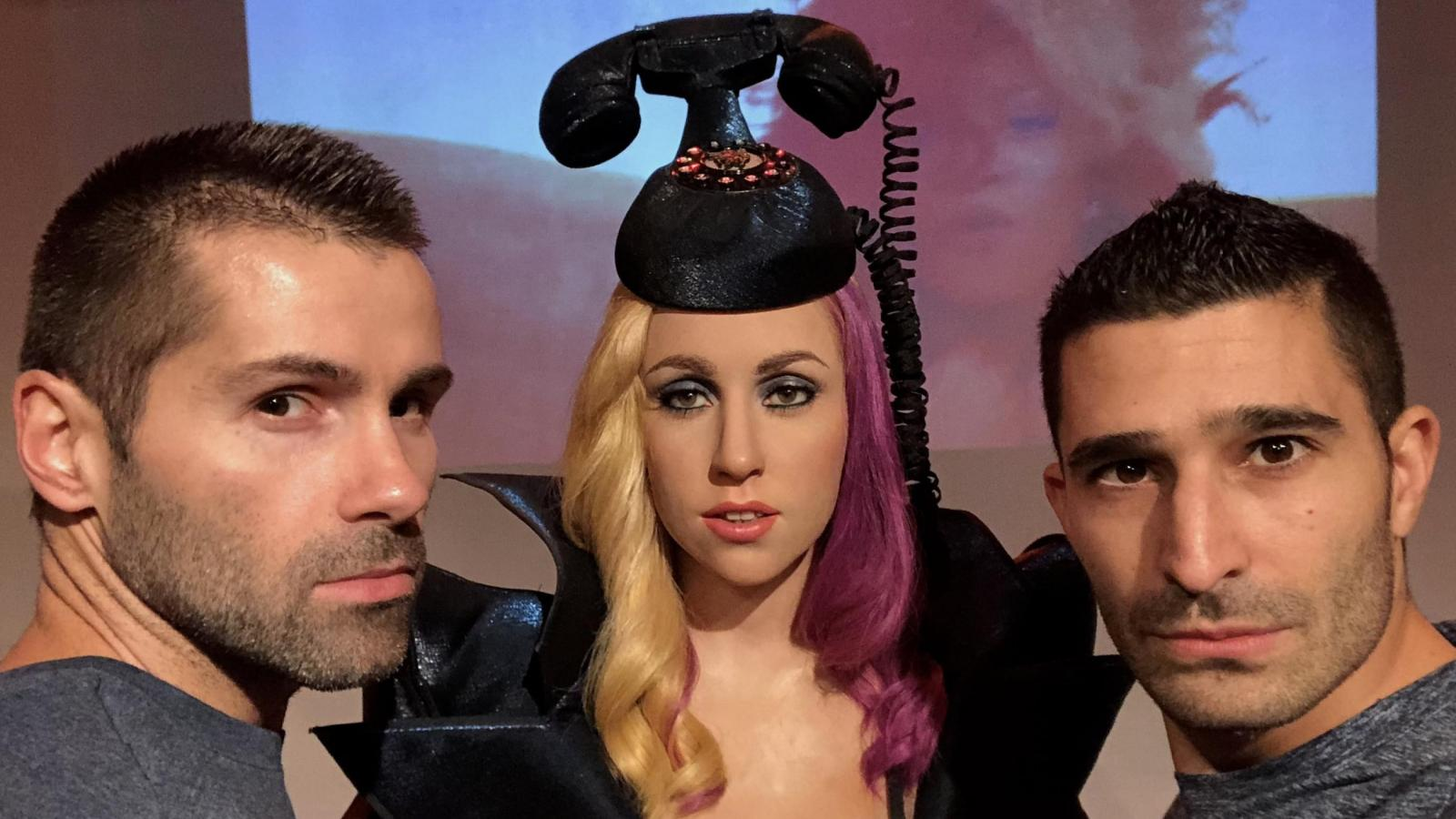 Lady Gaga gay icon at Madame Tussauds