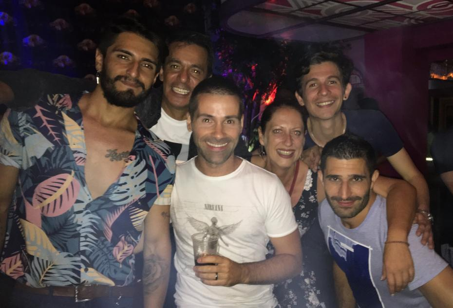Theatron gay club favourite gay highlight in South America