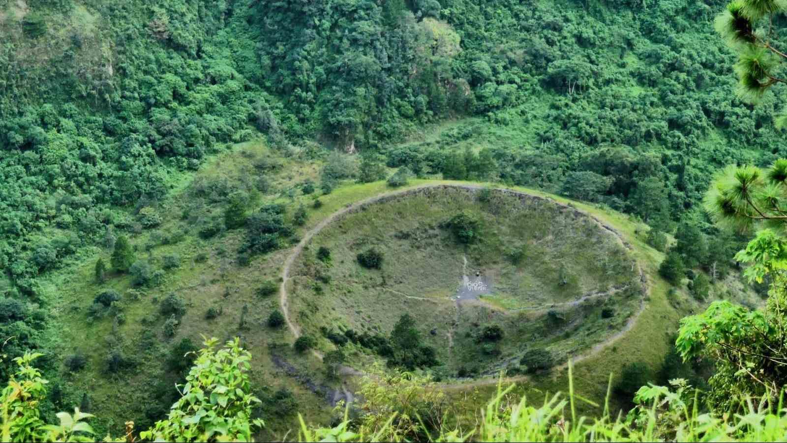 El Boqueron highlight from layover in El Salvador