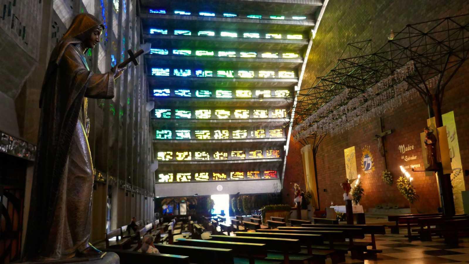 El Rosario church one of best things to do in layover in El Salvador