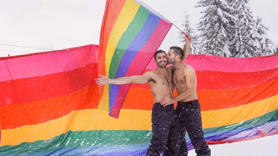 Whistler Pride 2022 gay ski week festival