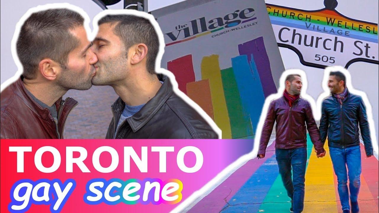 Gay life in Toronto vlog