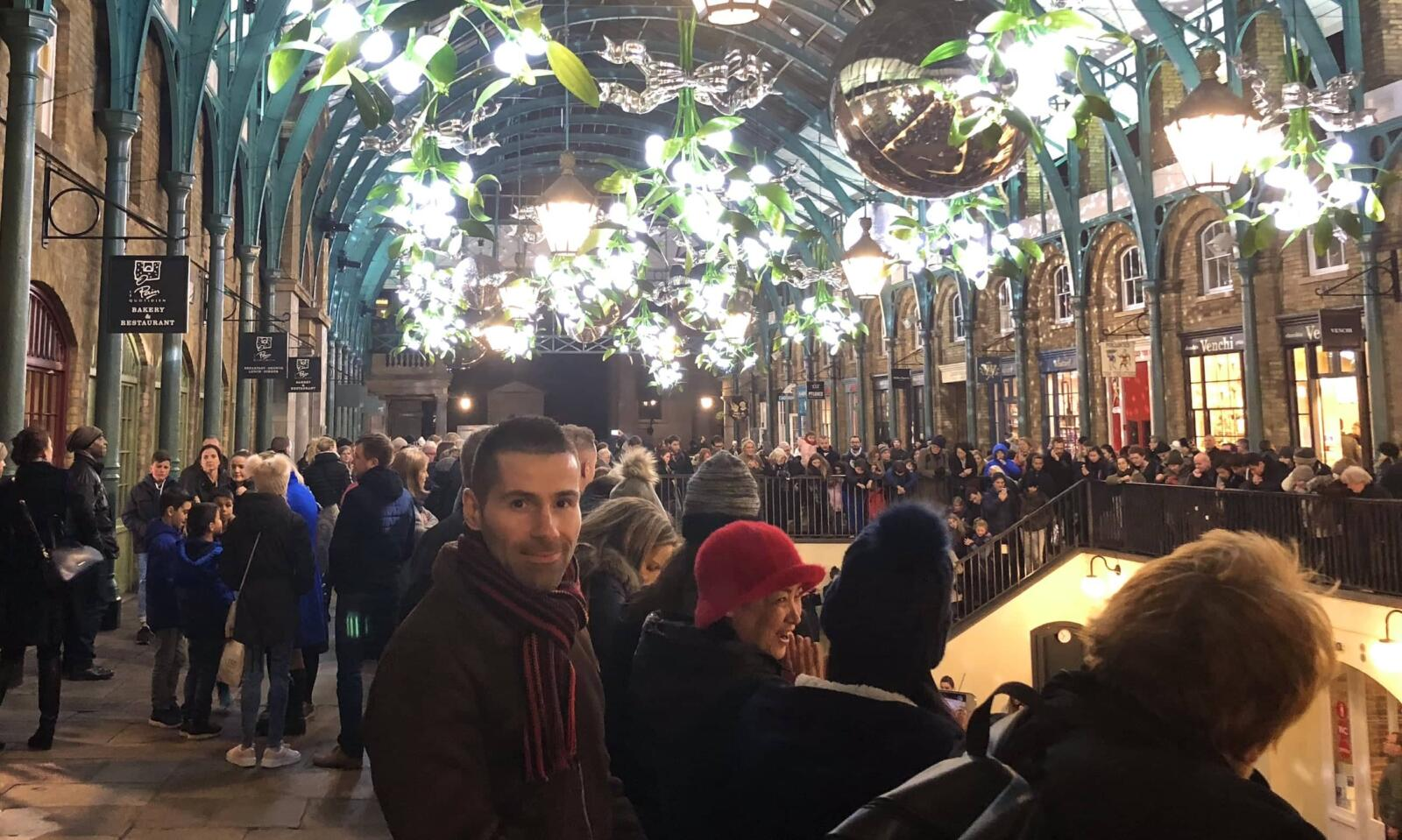 Covent Garden one of 10 best sightseeing highlights of London