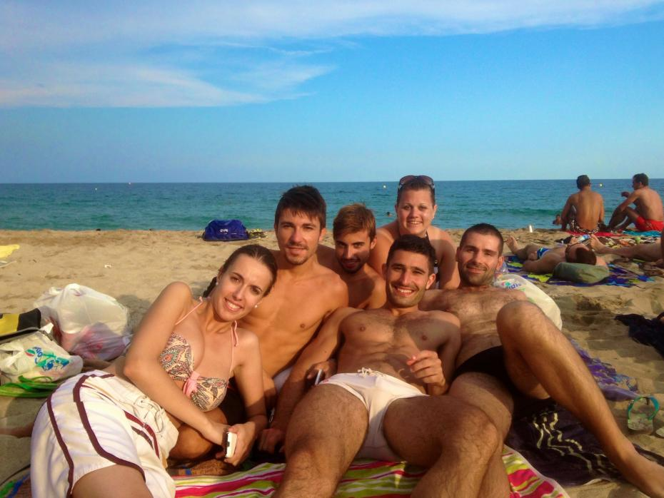 gay cities in Spain Es Cavallet gay beach Ibiza