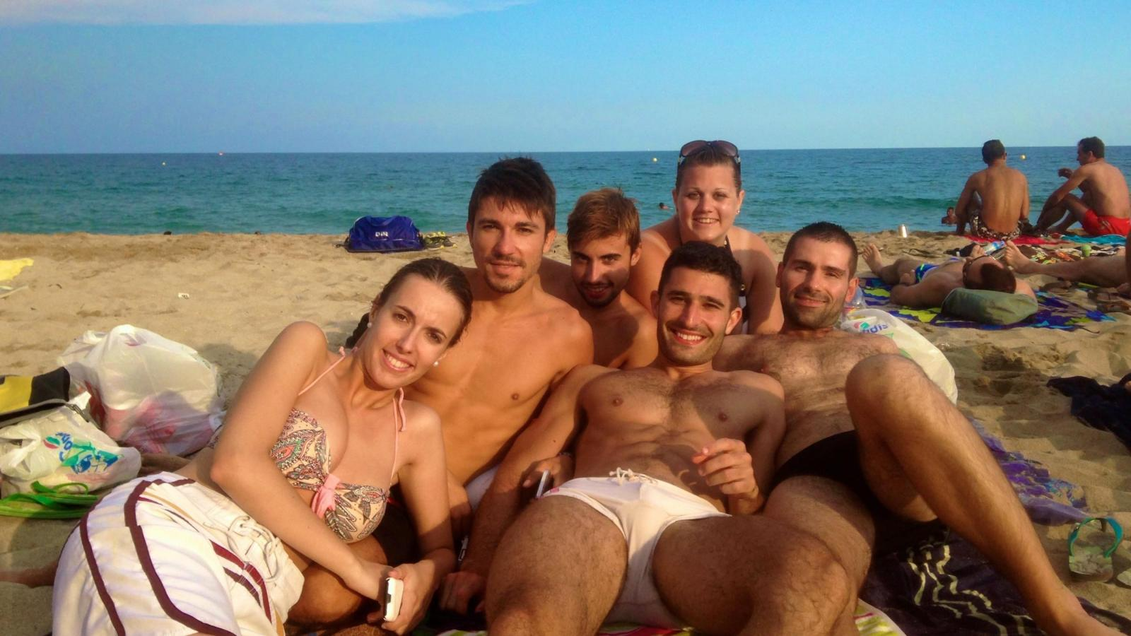 gay cities in Spain Es Cavallet gay beach Ibiza