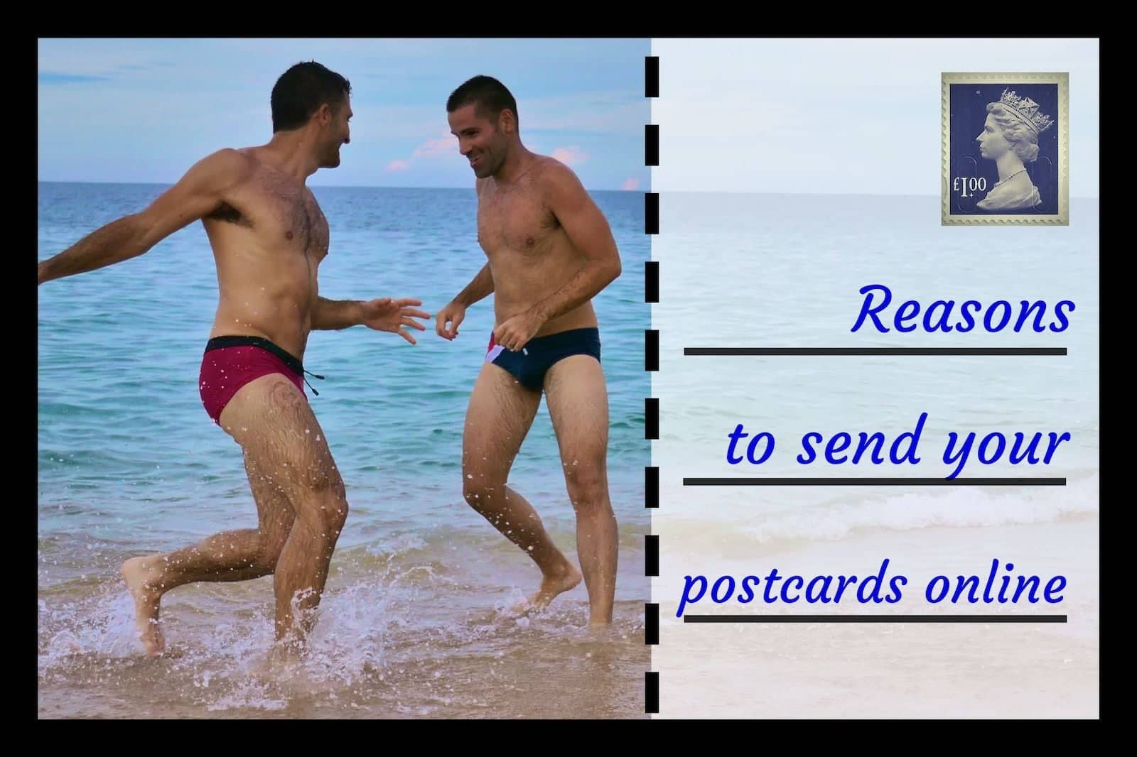 Mypostcard one of the best gay travel apps we love