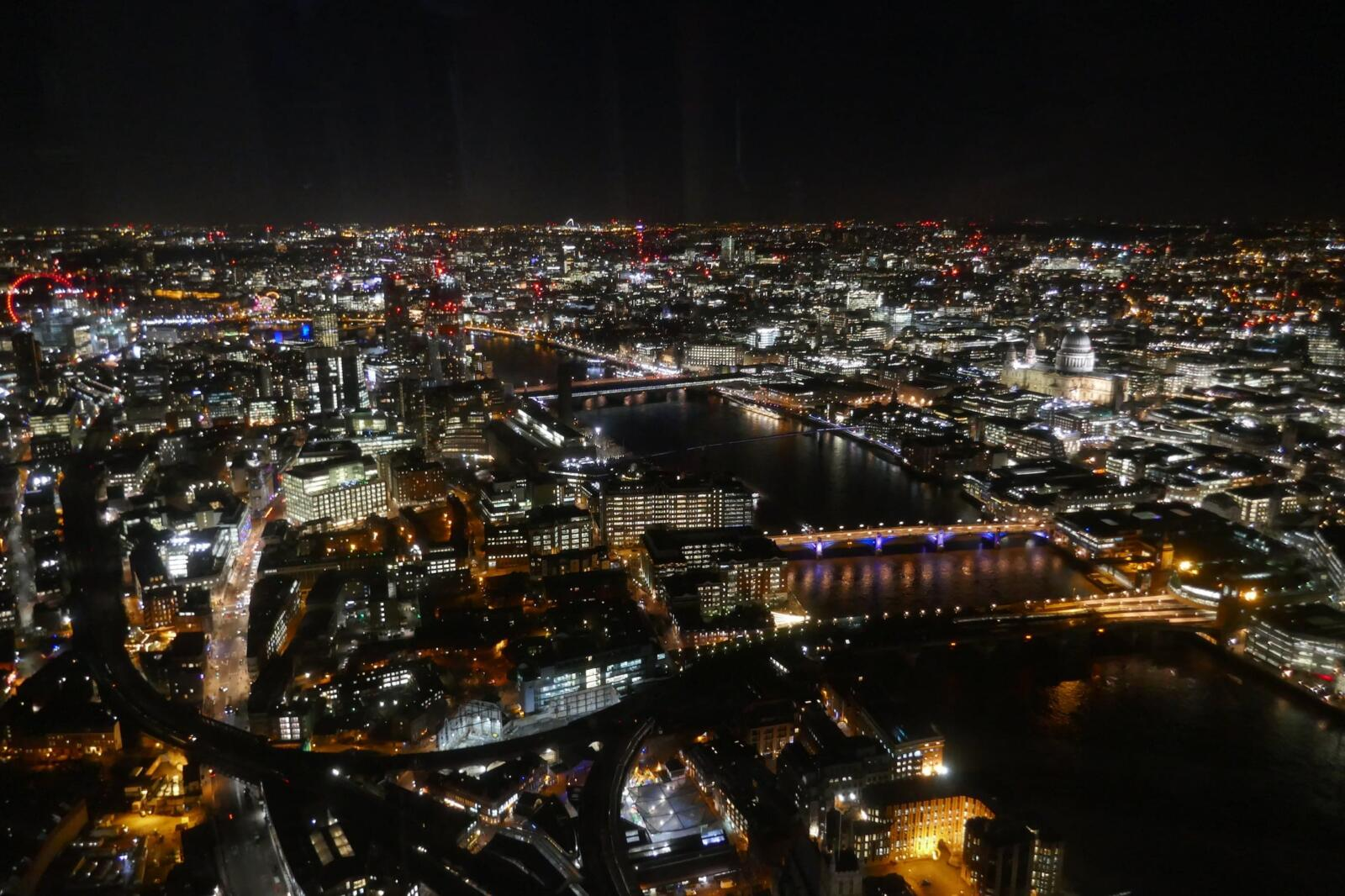 Shard view one of best sightseeing highlights of London