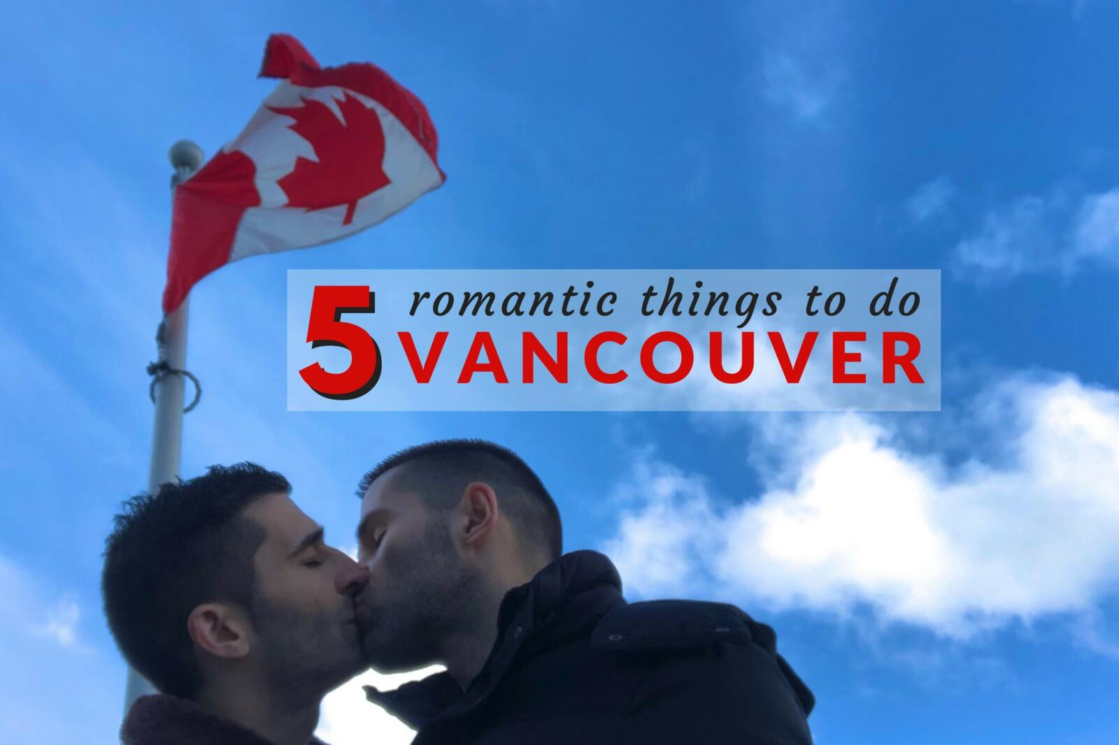 5 romantic things to do in Toronto for gay couples