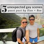 5 unexpected gay scenes you need to check out