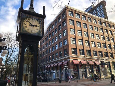 A Gastown stroll is one of best things to do in Vancouver