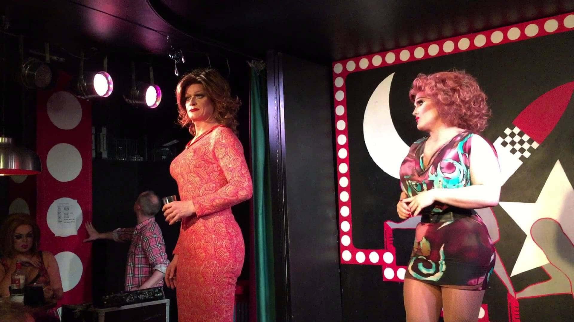 Gay Dublin Panti Bar