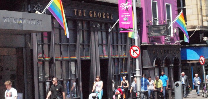 Gay Dublin: The George bar