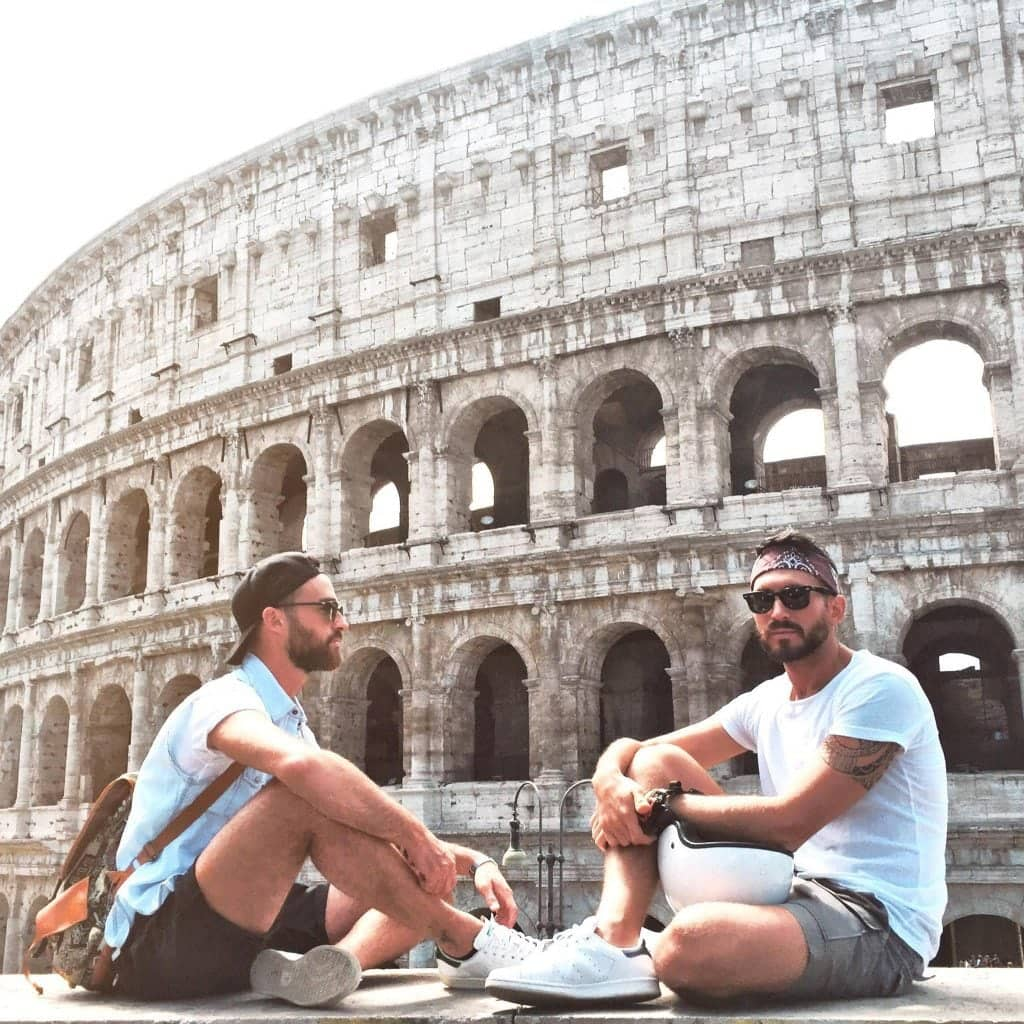 The Globbers one of best gay travel Instagrammers