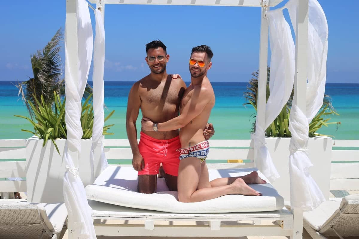 The Travelling Gays Instagrammers
