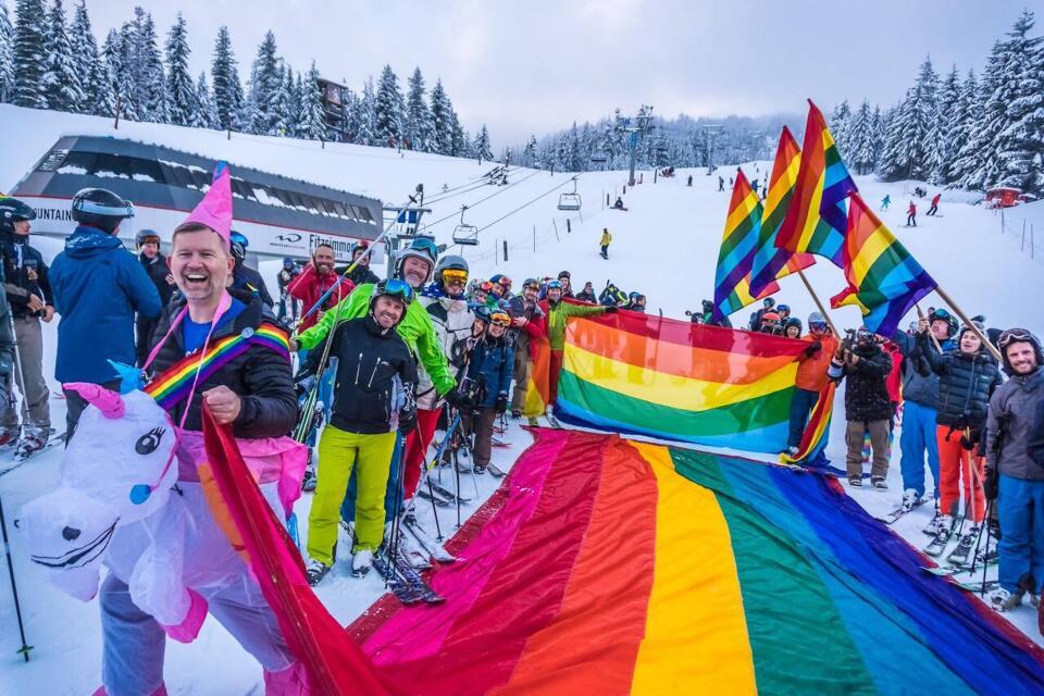 Whistler Pride 2018 Whistler pride parade
