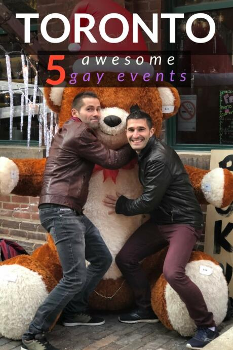 5 gay events in Toronto to check out