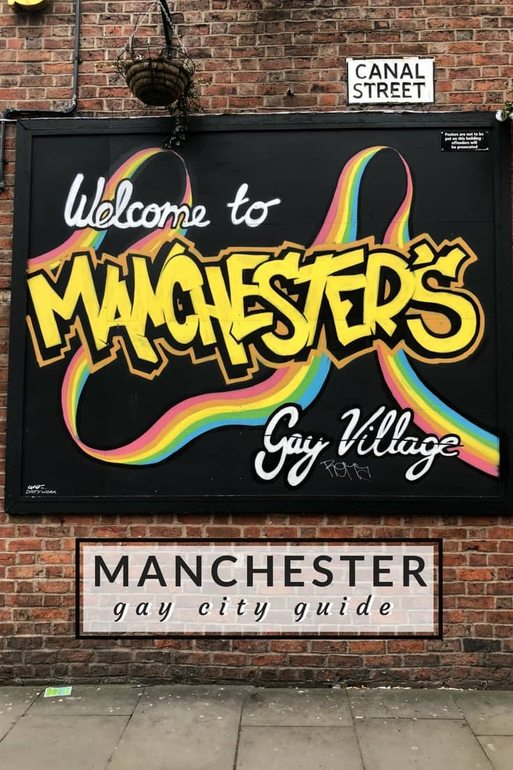 Gay Manchester city guide