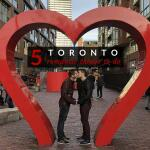 5 romantic things to do in Toronto for gay couples – Canada