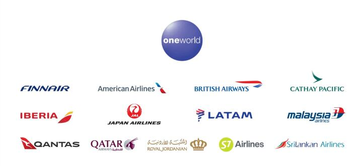 One World Alliance some of best business class flights