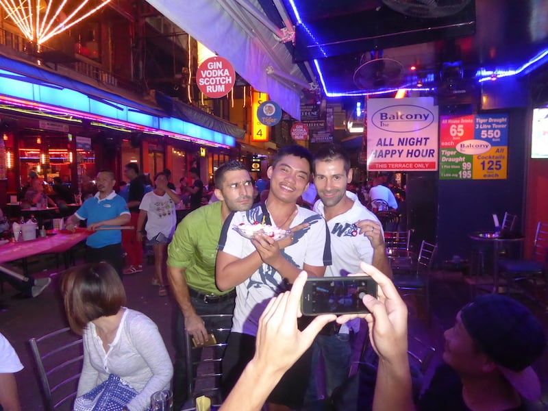 Thailand gay guide Bangkok gay scene