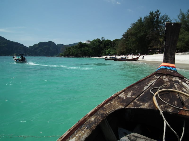 Phi Phi island paradise Thailand Gay Guide