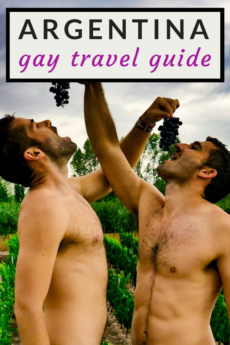 Pinterest Argentina gay travel guide