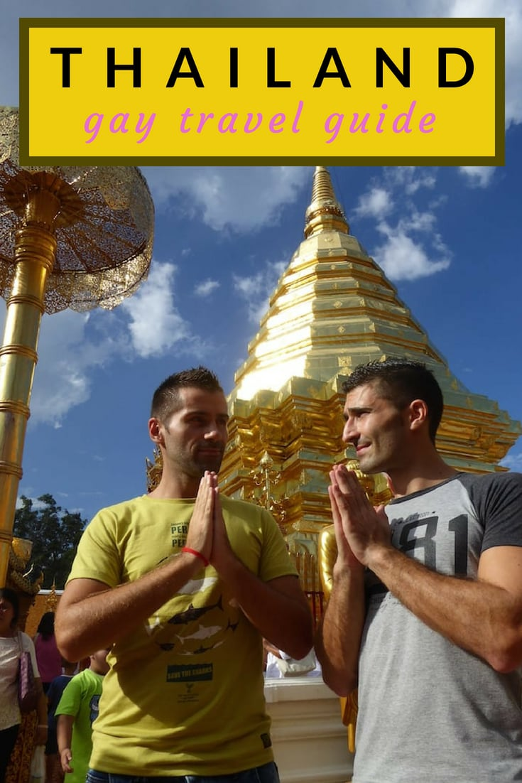 Thailand gay travel guide Chiang Mai image