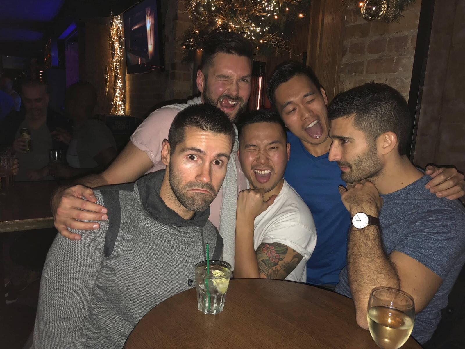 Gay Canada Toronto gay scene Woodys gay bar