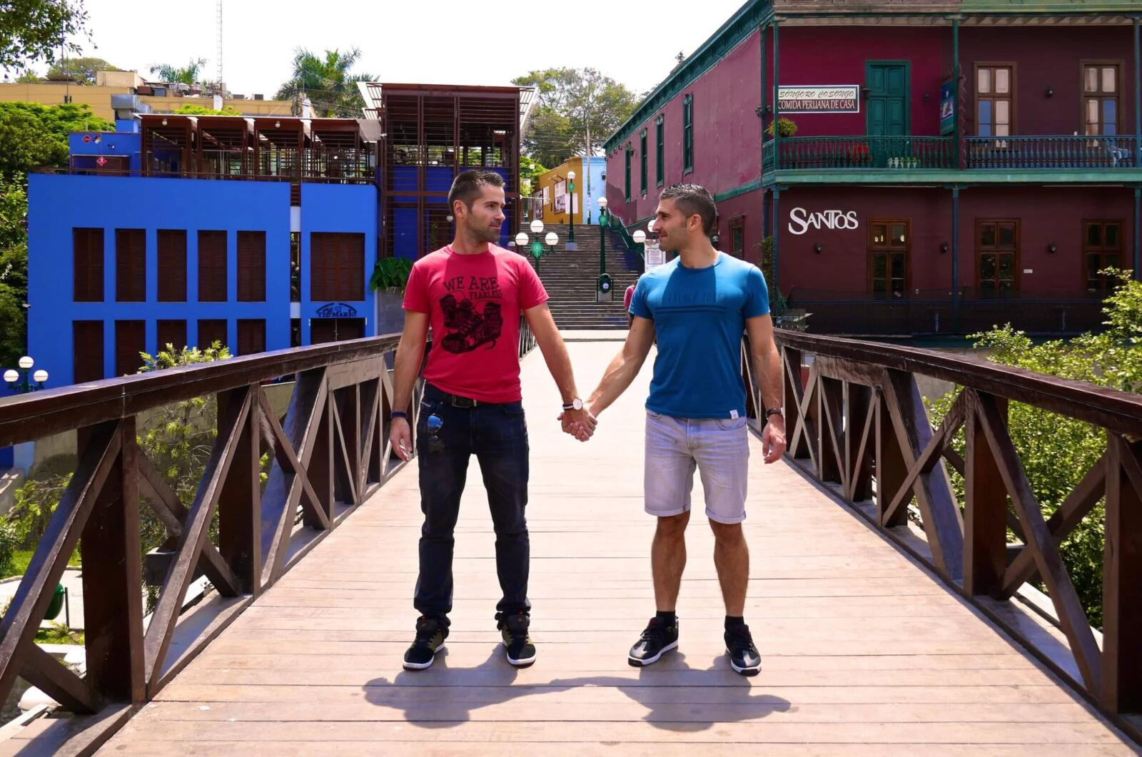 Lima is one of our favourite gay cities in Latin America.