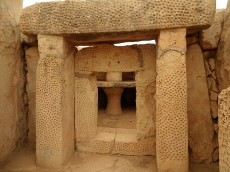 Mnajdra temple one of best things to do in Malta