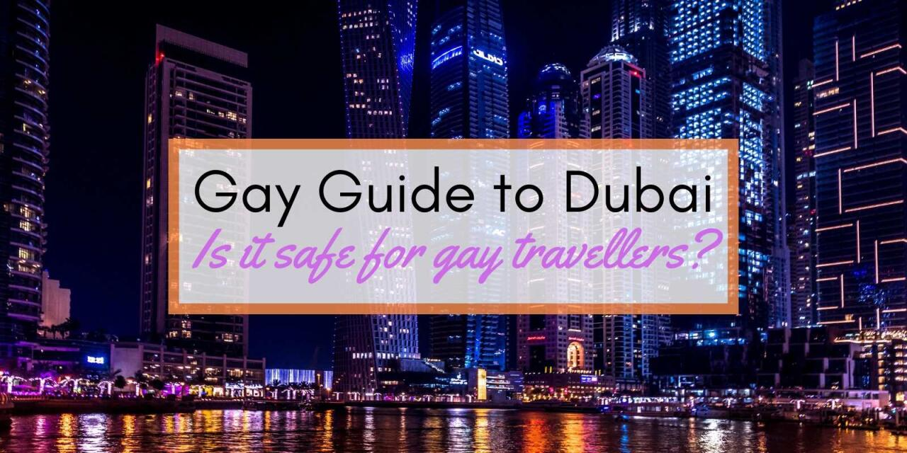 Everything gay travellers need to know about visiting Dubai in the United Arab Emirates.