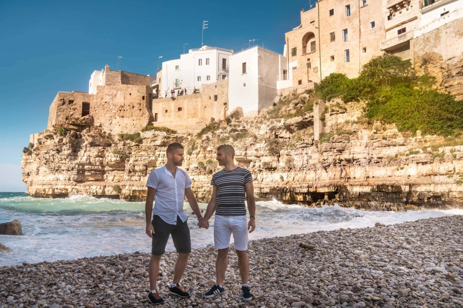 Polignano a Mare one of best things to do in Puglia
