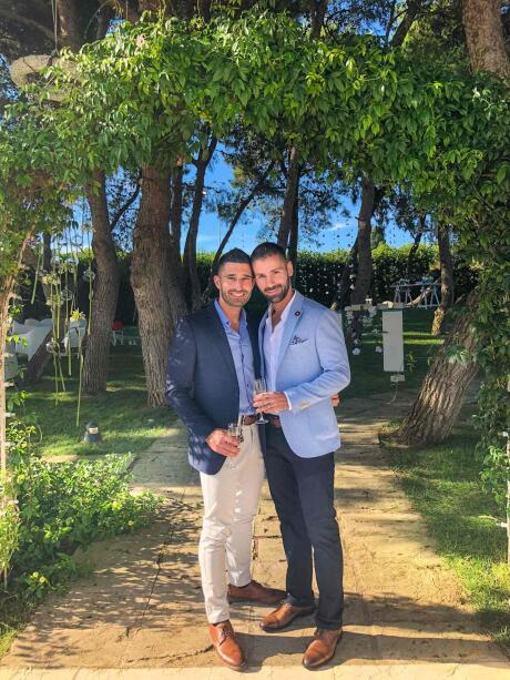 Italy is a great gay destination for a wedding