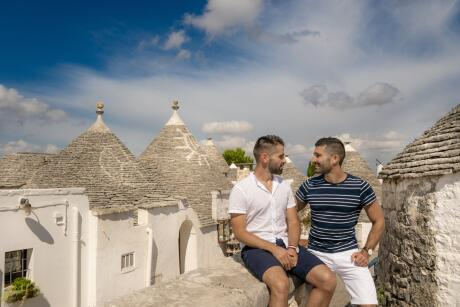 Trulli of Alberobello one of best things to do in Puglia