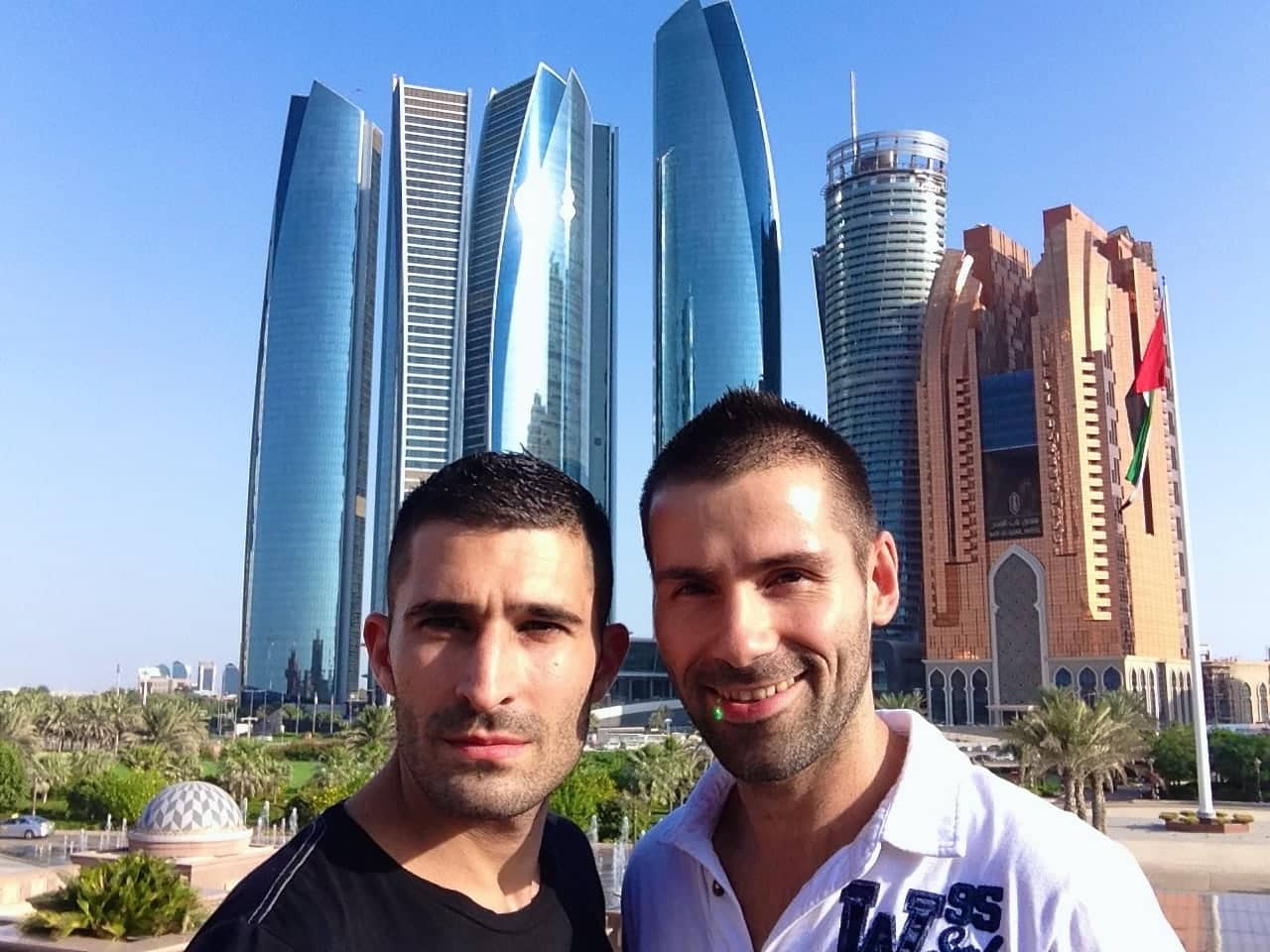 travelling as a gay couple in the UAE